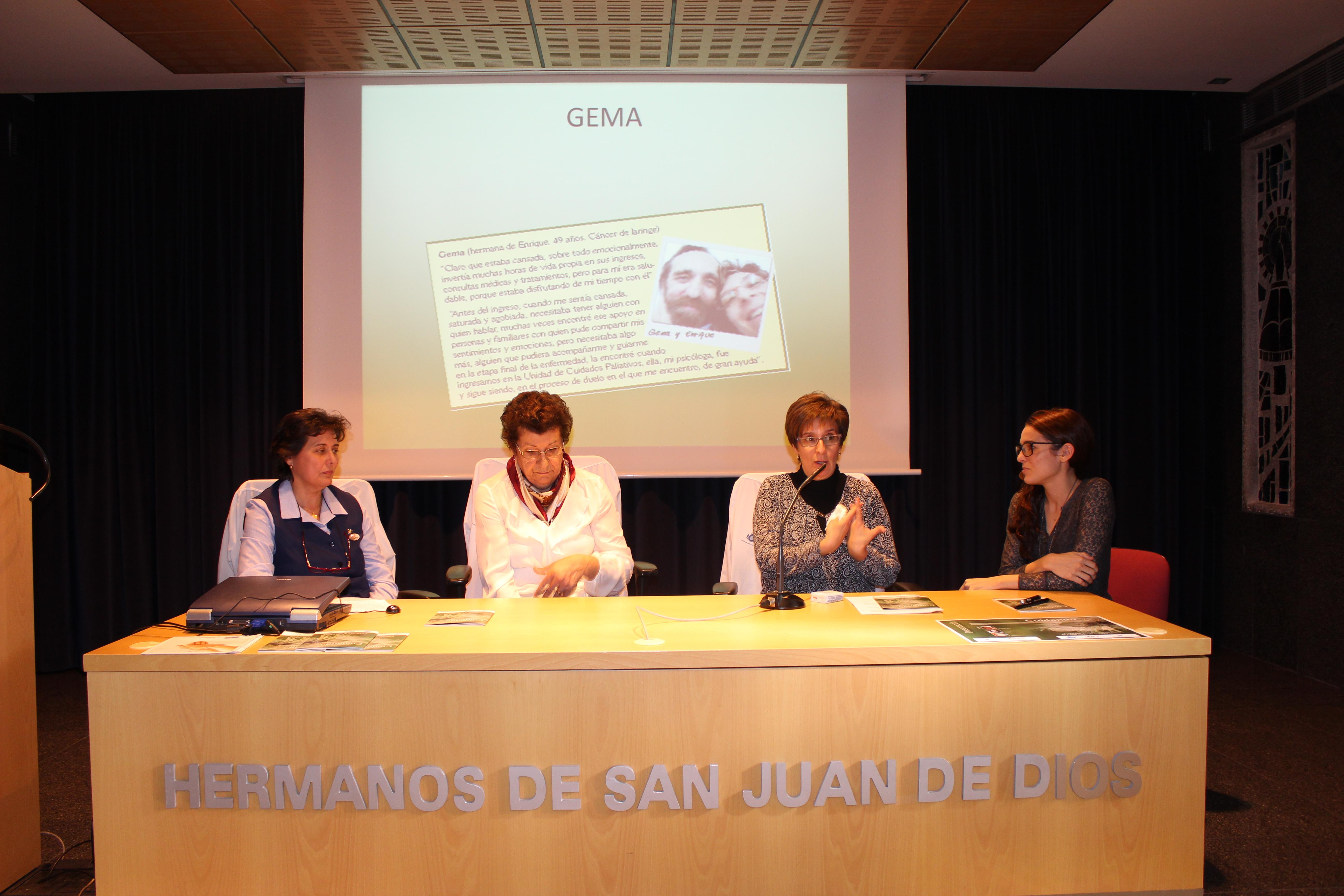 """El Hospital San Rafael presenta el manual """"Cuidando-Nos"""""""