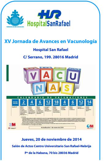 programa jornada vacunas