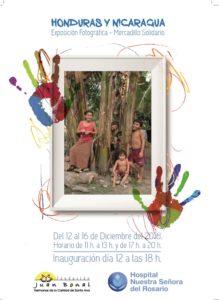 Exposicion NIcaragua y Honduras